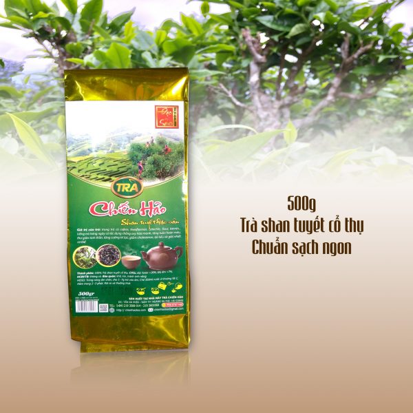 tra chien hao shan tuyet co thụ 500g