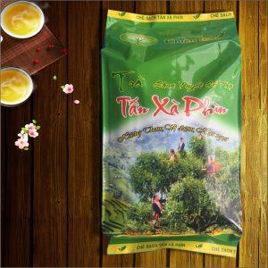 trà shan tuyết cổ thụ Tấn Xà Phìn